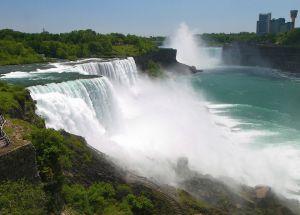 Niagara vízesés fotó