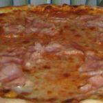 Pizza a hotel közelében