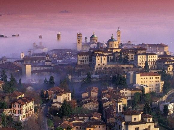 régi város