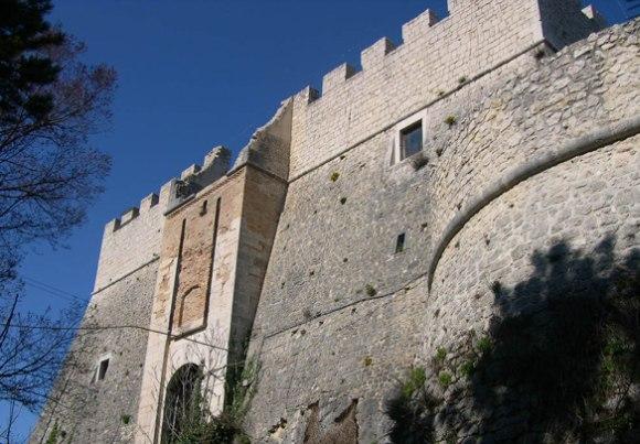 Campobasso vár - Castello Monforte