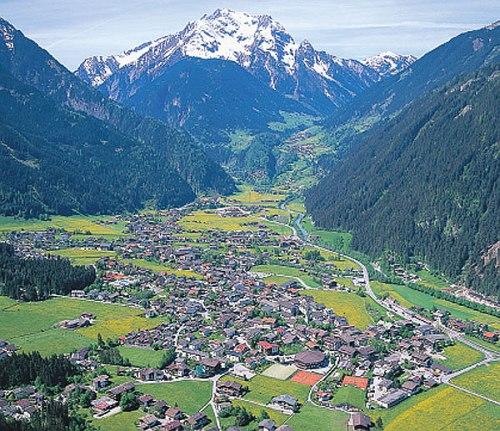 Mayrhofen Ausztria