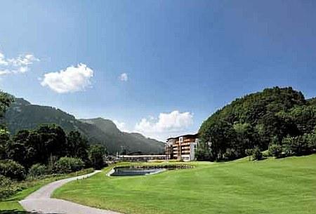 Kitzbühel - luxus golf és wellness hotel