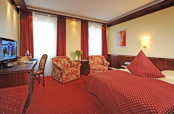 Best Western Hotel zur Post szoba