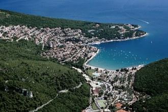 Rabac, Horvátország