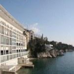 Rijeka tengerparti szálloda