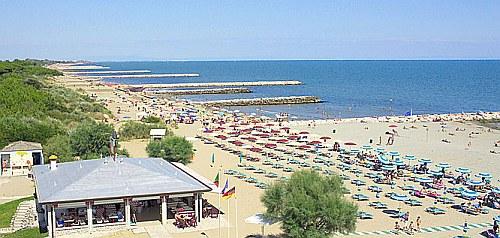 tengerparti olasz strand
