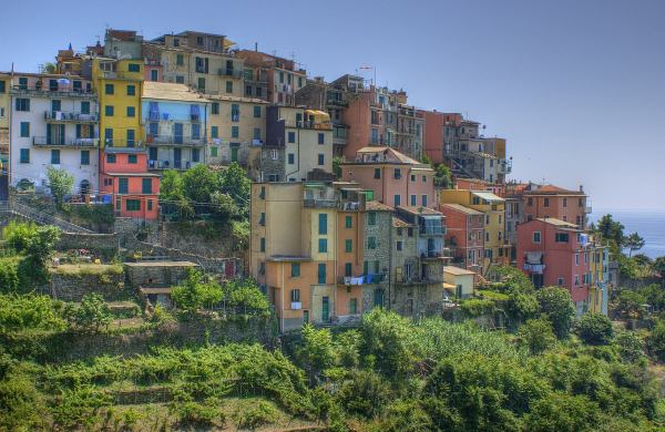Corniglia Olaszország
