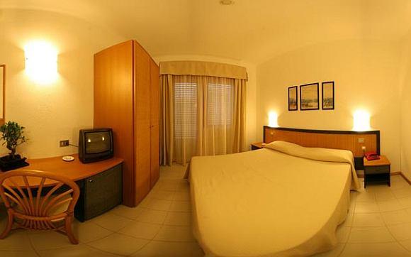 Hotel Palme - a szálloda szoba stílusa