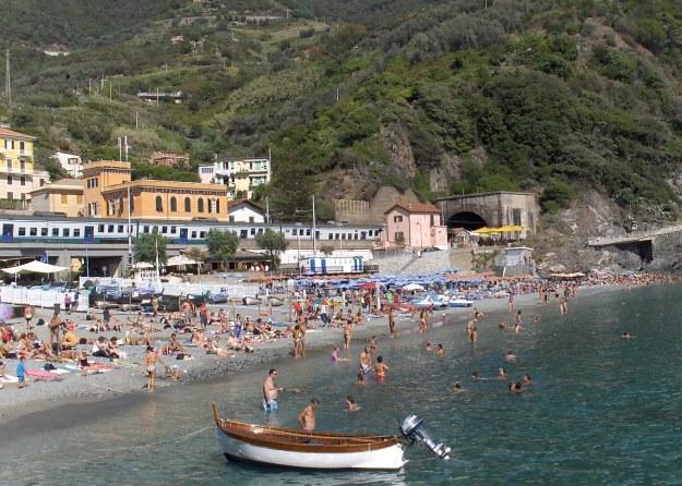 Monterosso al Mare- borvidéki tengerpart