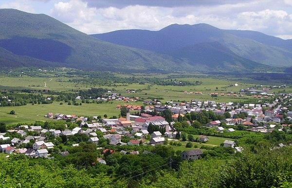 Korenica Horvátország