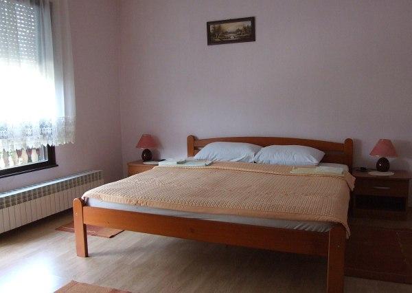 Korenica szállás - olcsó szoba