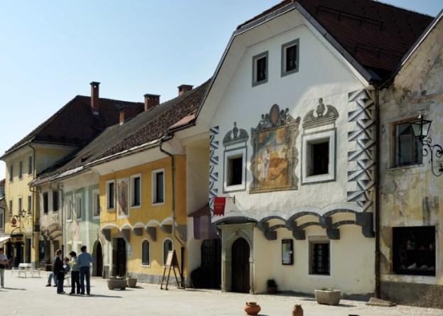 Radovljica, Szlovénia