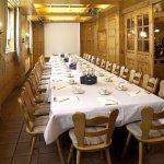 Hotel Restaurant Daucher - étterem különterem