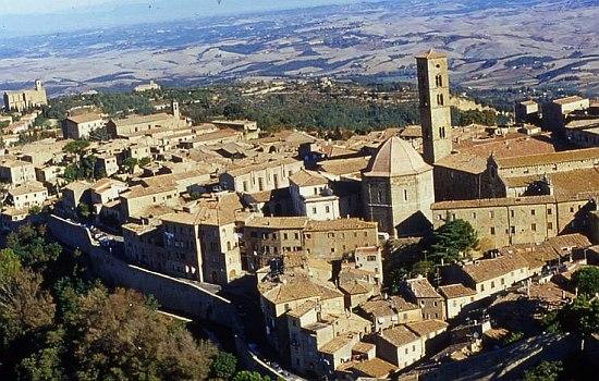 ősi etrusk város