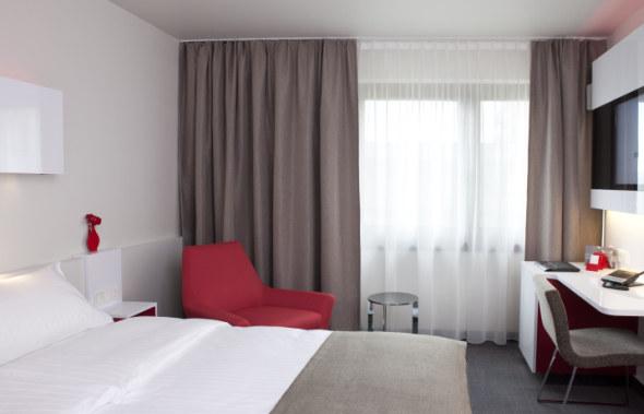 Dormero Zimmer - szoba Hannover