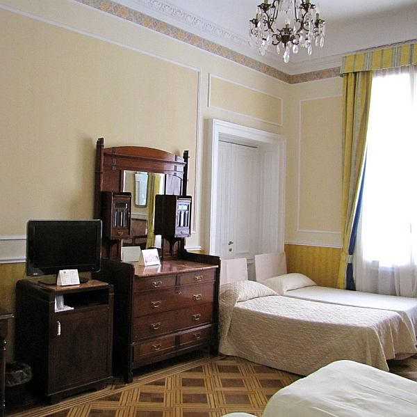 Genova szálloda luxus