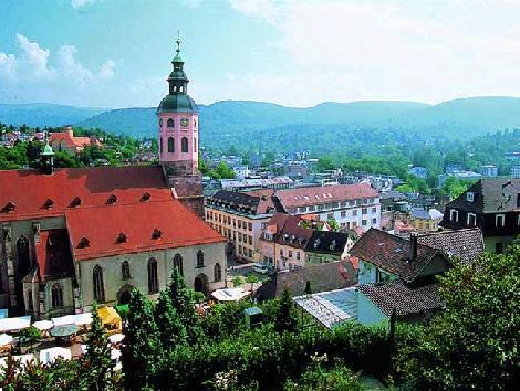 Baden-Baden Németország