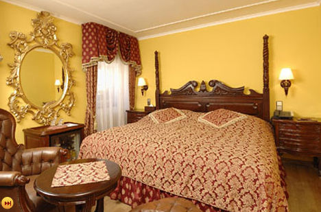 Prága: U Prince szálloda - Praha