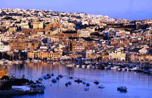 Sliema, Málta