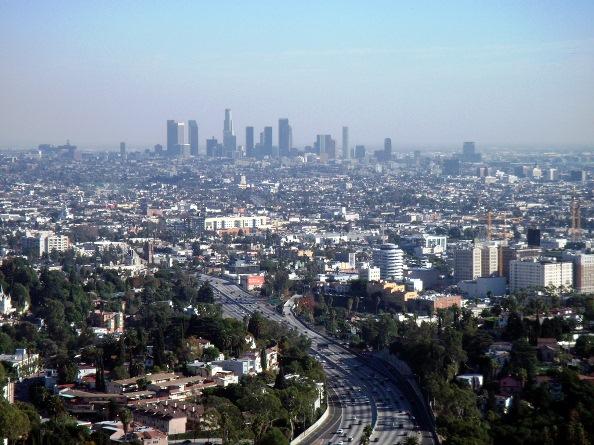 Los Angeles látképe