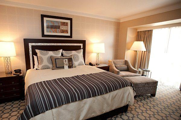 California Plaza hotel - luxus szoba
