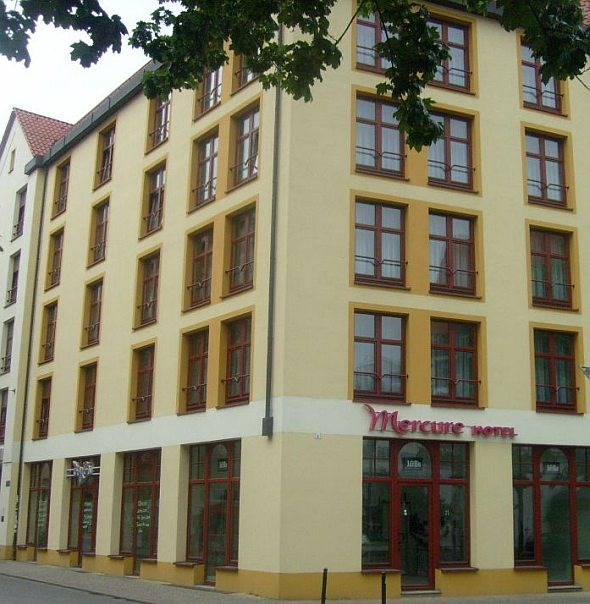 Erfurt szálloda