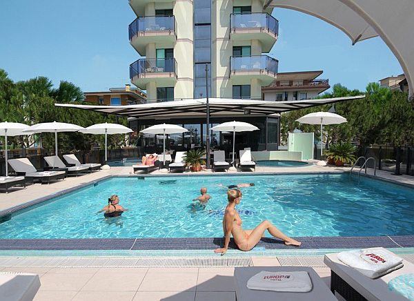 Hotel Medence Jesolo