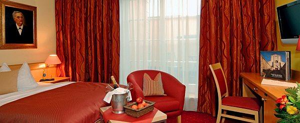 Hotel Residenz Passau szoba