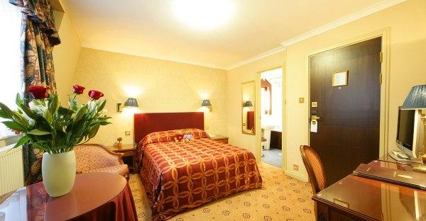 London Lodge Hotel franciaágyas szoba