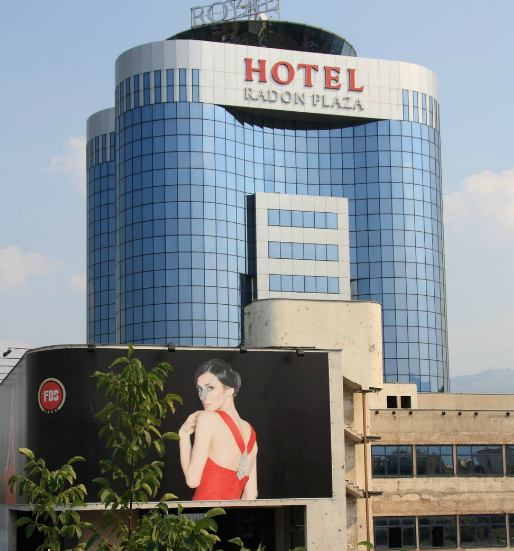 Luxus Hotel - Radon Plaza 5*****