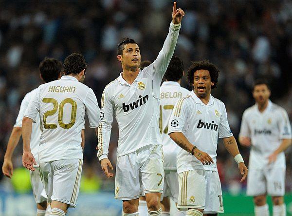 Real Madrid focicsapat