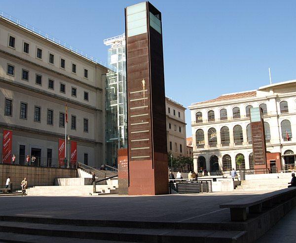 Reina Sofia múzeum