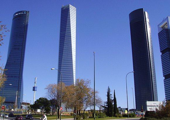 Torres Business Area üzleti negyed