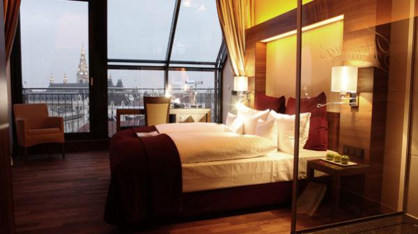 Fleming s Deluxe Hotel Wien-City 5*****