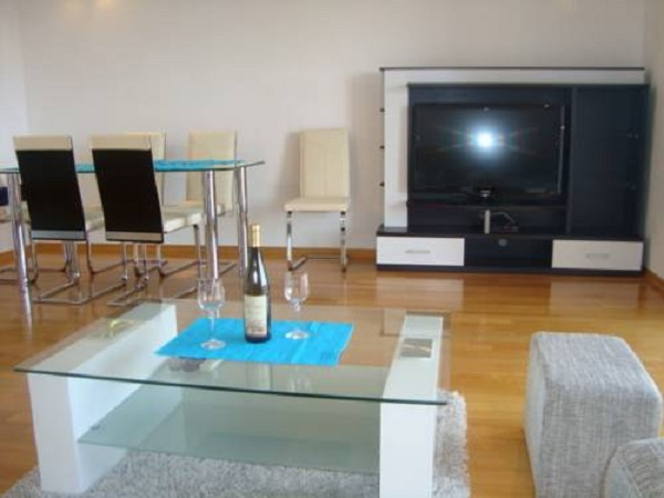 apartman modern stílusban