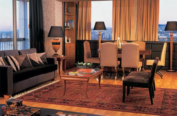 Makedonia Palace elnöki luxus lakosztály 5*****