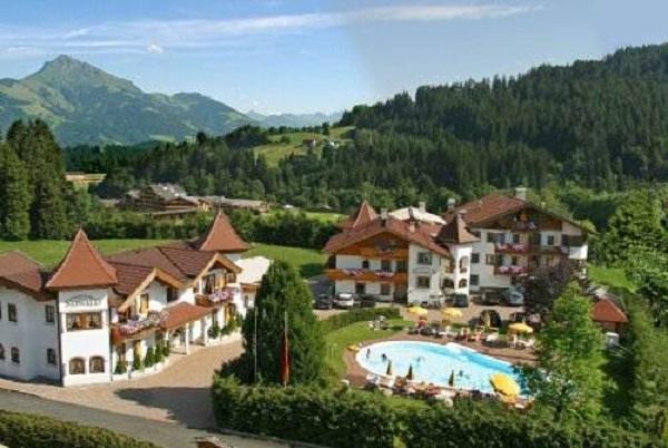 Going Familien - Wellnesshotel Seiwald szálloda