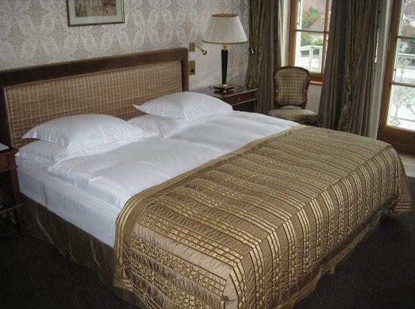 Grand Hotel Les Trois Rois 5*****