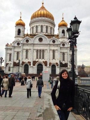 Moszkva arany tető