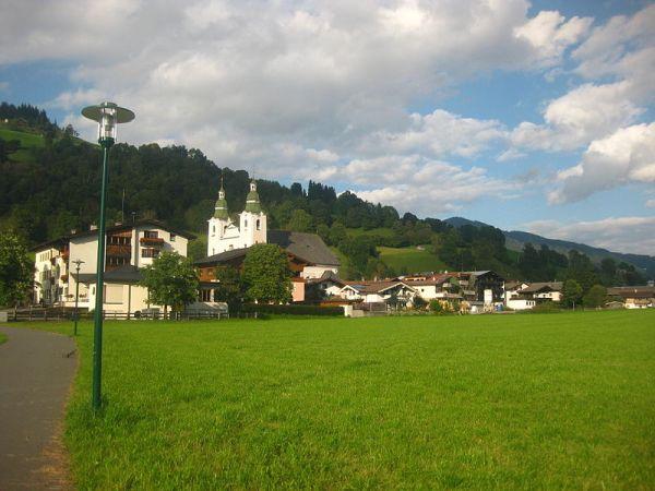 Brixen im Thale templom
