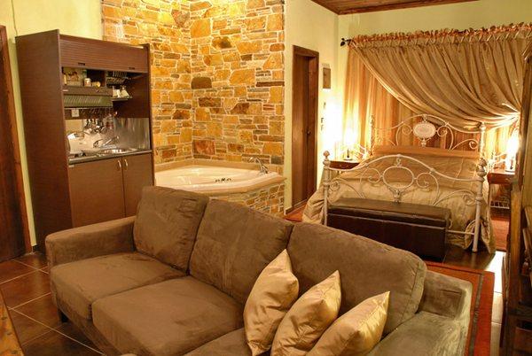 Luxury Guesthouse Pantheon pezsgőfürdővel