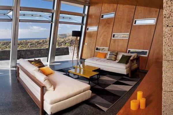 Casas Bioclimáticas Iter - szoba