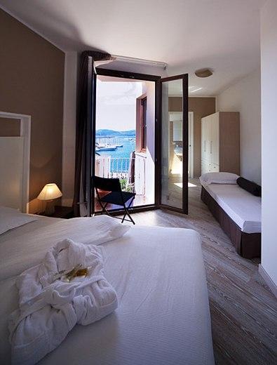 La Terrazza Sul Porto szoba kilátással