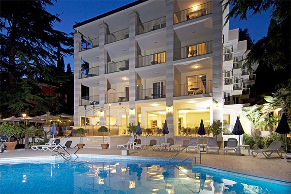 Garda Hotel Excelsior Le Terrazze