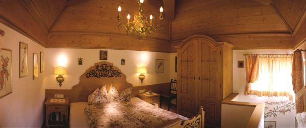 Sunneschlössli Tannheimer Tal - szoba