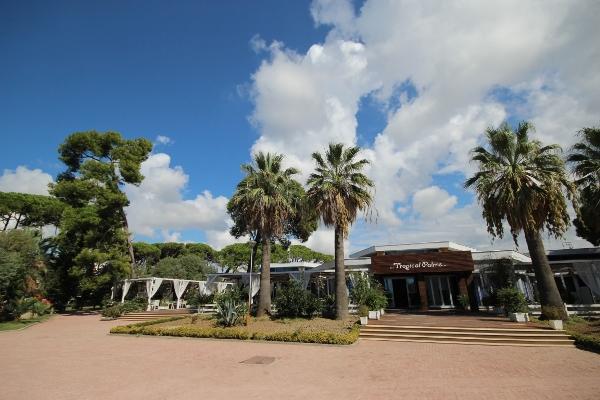 Tropikal Resort üdülő