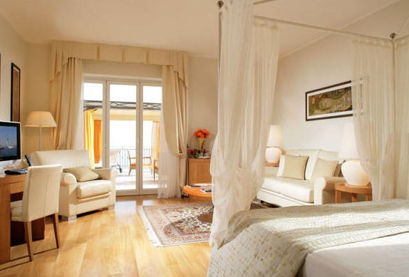 Hotel de la Plage szoba