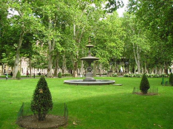 Park fotó Zrinjevac