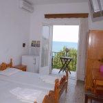 tengerre néző szoba