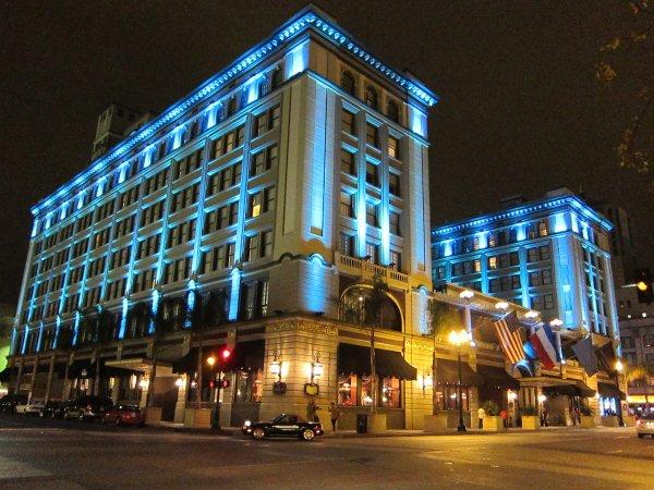 San Diego városi hotel